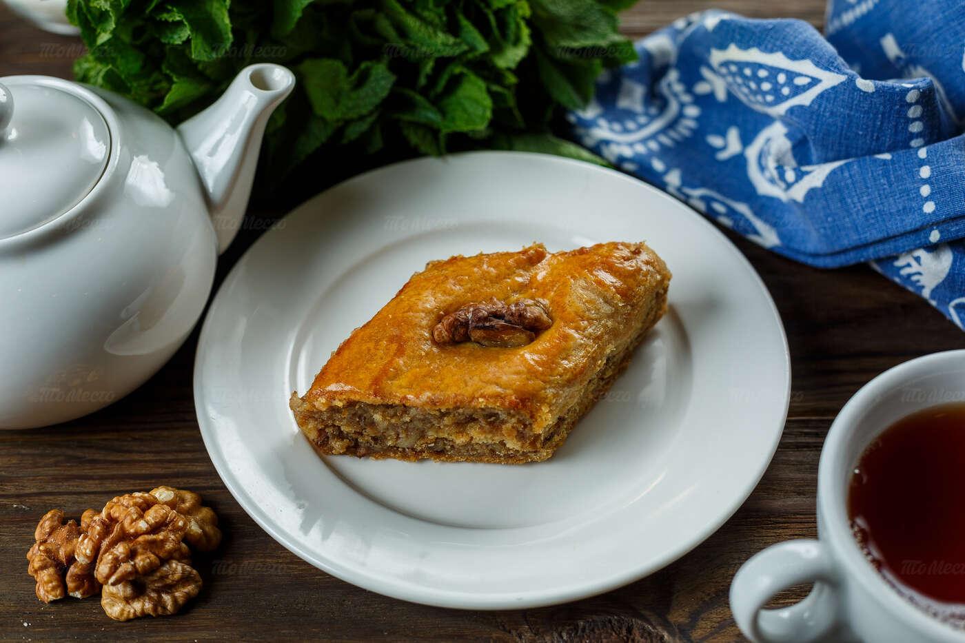 Меню кафе Хинкали & Хачапури на Льва Толстого фото 36