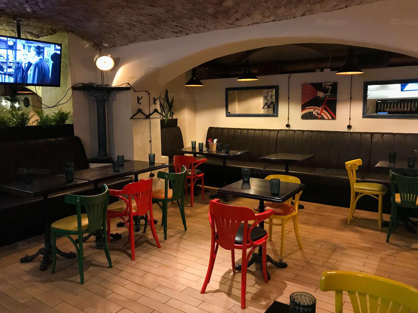 Кафе Public на Большой Конюшенной фото 5