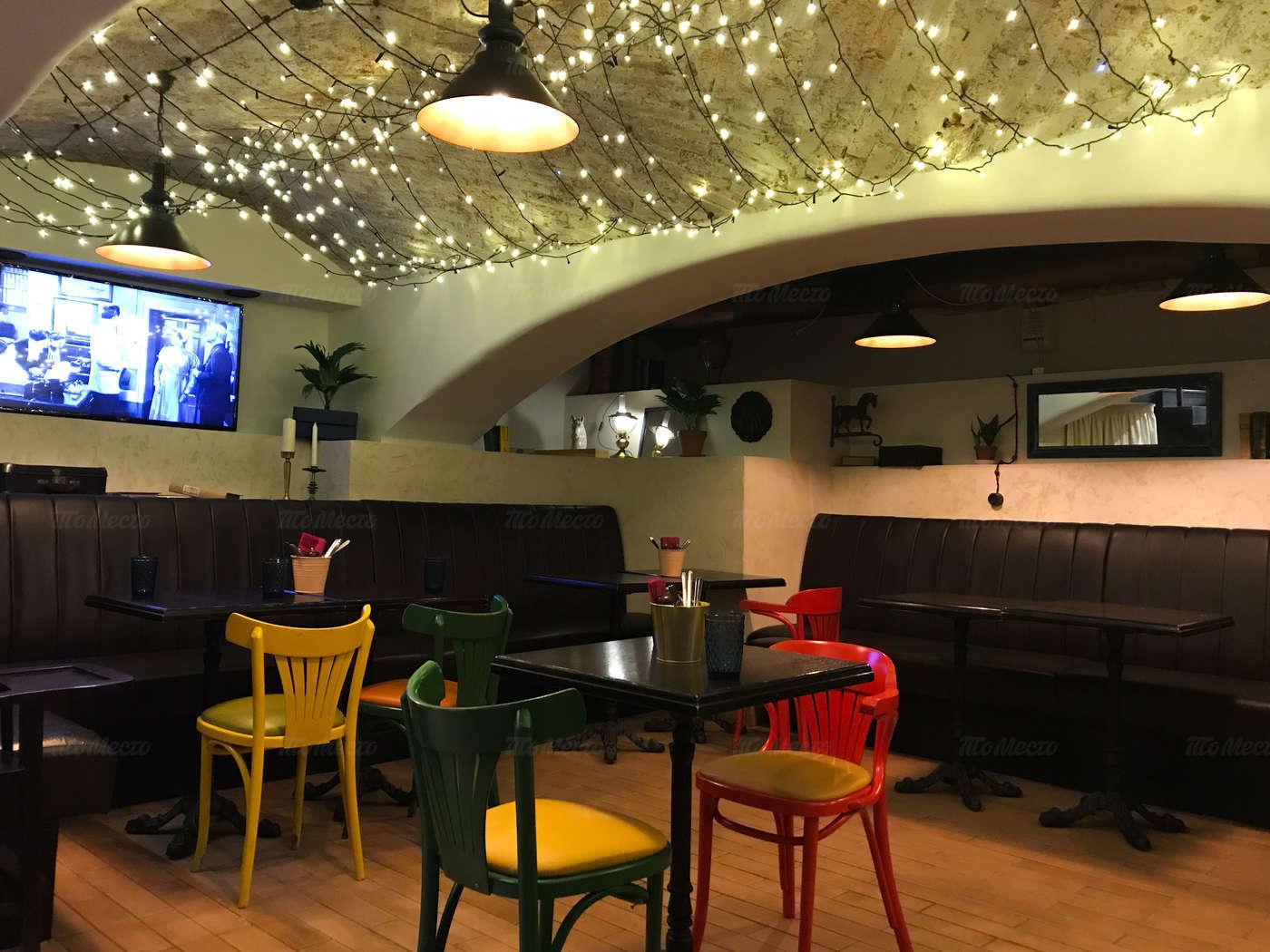 Кафе Public на Большой Конюшенной фото 4