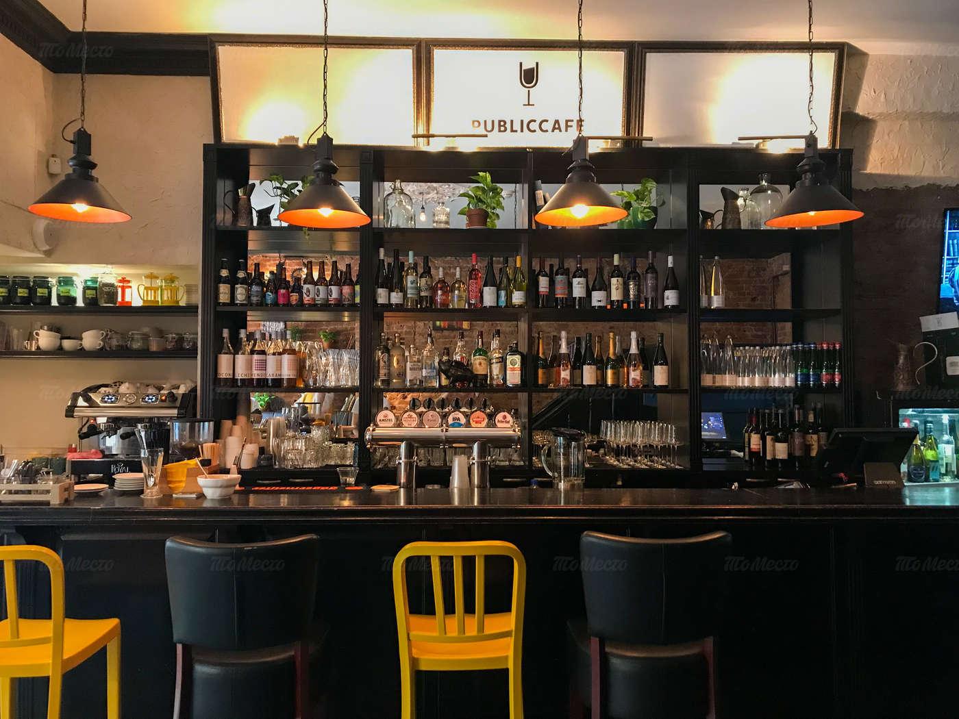 Кафе Public на Большой Конюшенной фото 3