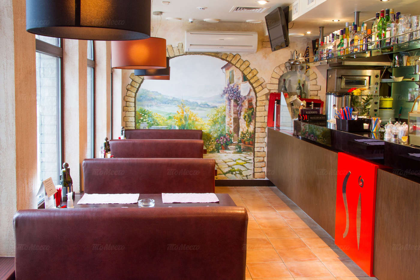 Кафе Sapore italiano на Мечникова фото 3