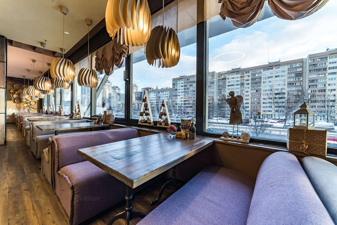 Ресторан Шато Винтаж (Chateau Vintage) на проспекте Энгельса фото 6