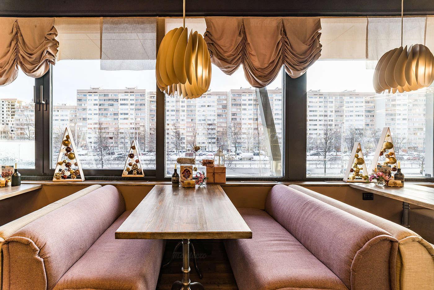Ресторан Шато Винтаж (Chateau Vintage) на проспекте Энгельса фото 10