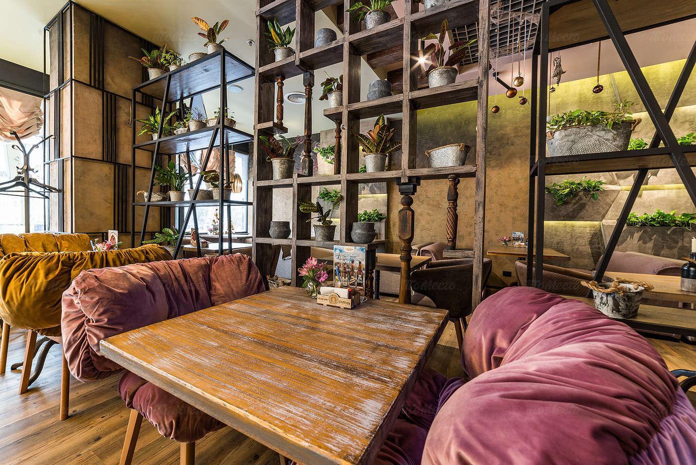 Ресторан Шато Винтаж (Chateau Vintage) на проспекте Энгельса фото 8