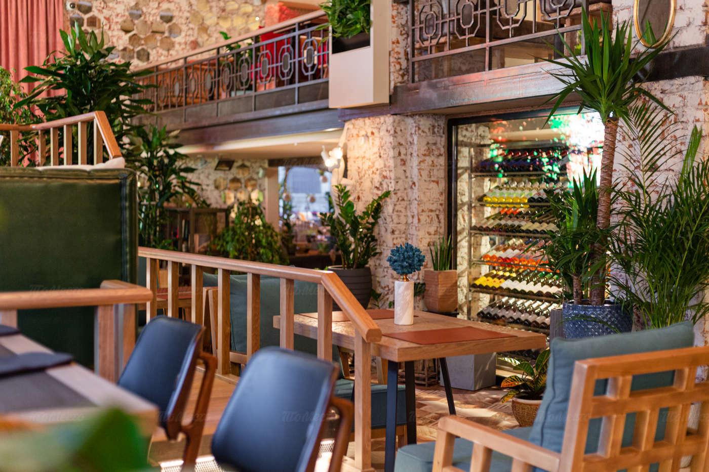 Ресторан Чанг (Chang) на Московском проспекте фото 4
