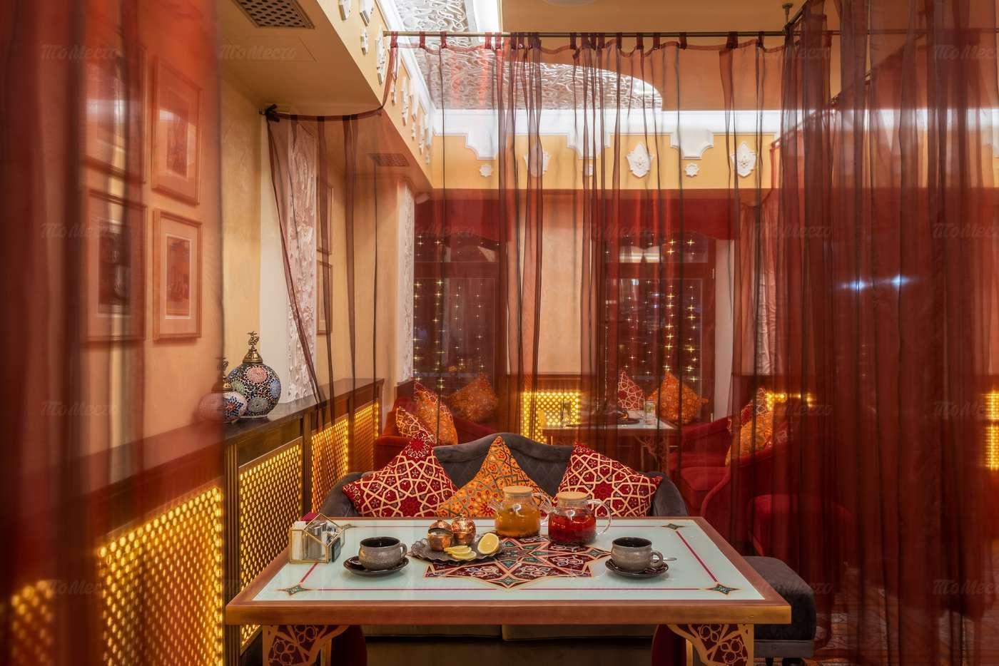 Ресторан Омар Хайям в Большом Черкасском переулке фото 17