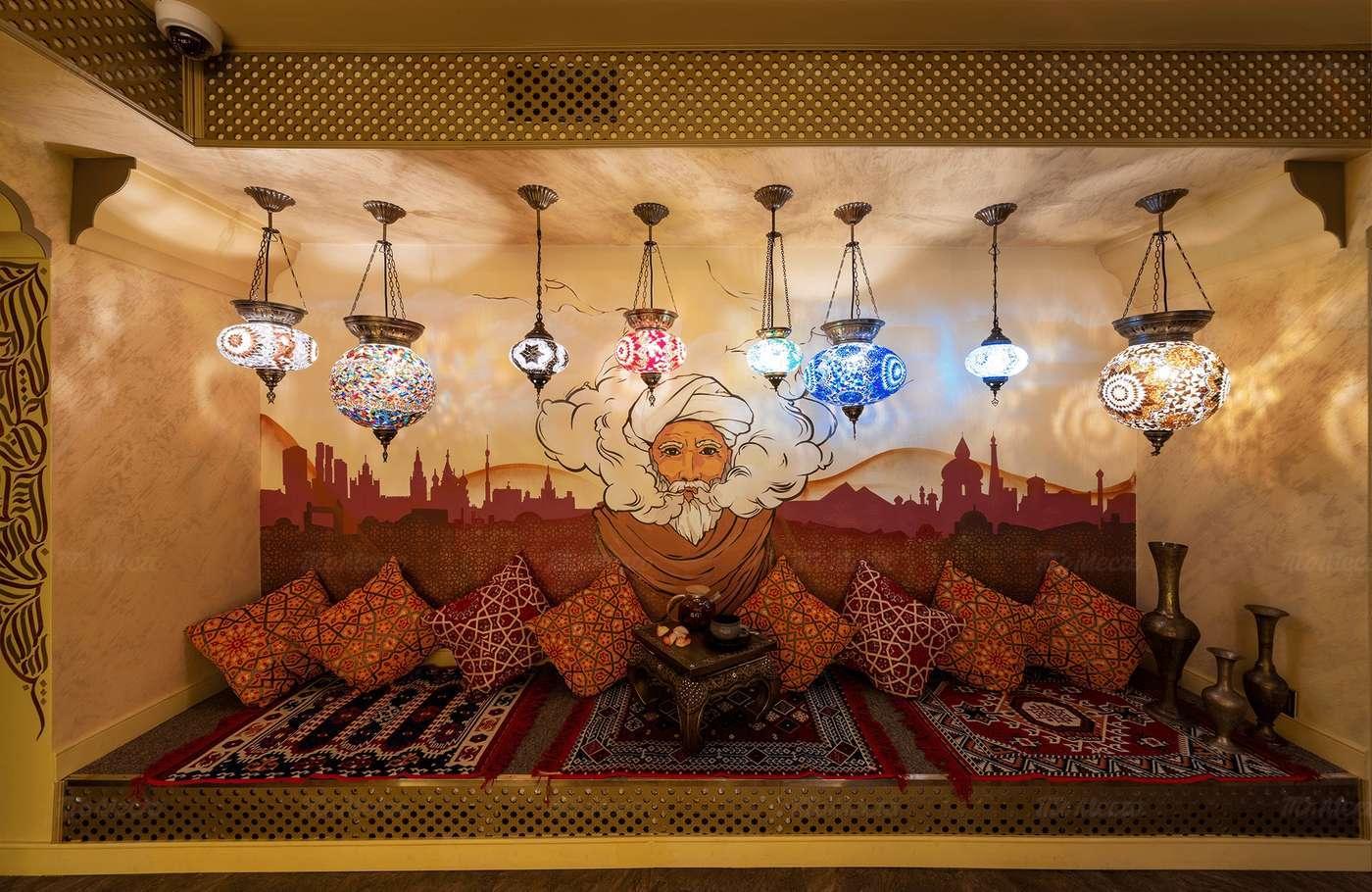 Ресторан Омар Хайям в Большом Черкасском переулке фото 20