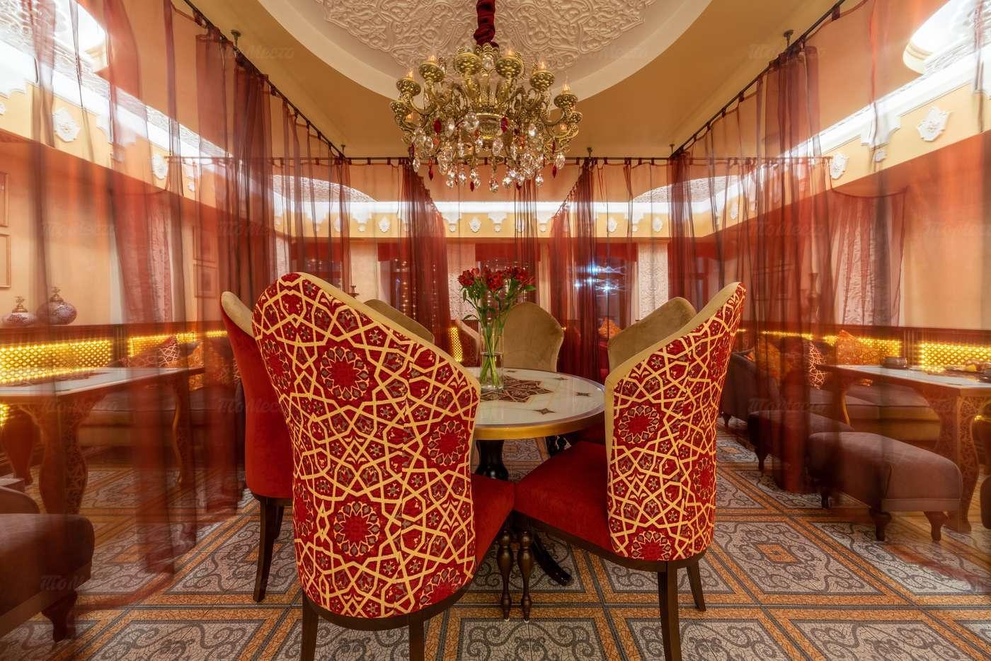 Ресторан Омар Хайям в Большом Черкасском переулке фото 18