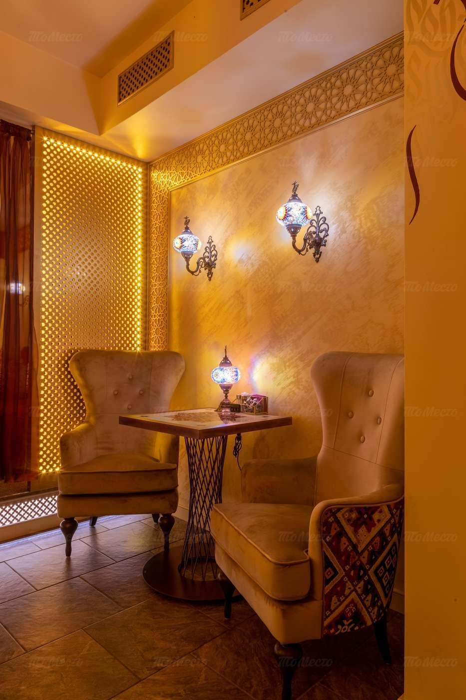 Ресторан Омар Хайям в Большом Черкасском переулке фото 21