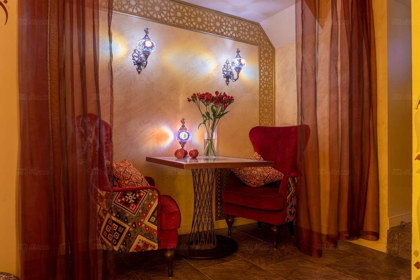 Ресторан Омар Хайям в Большом Черкасском переулке фото 19