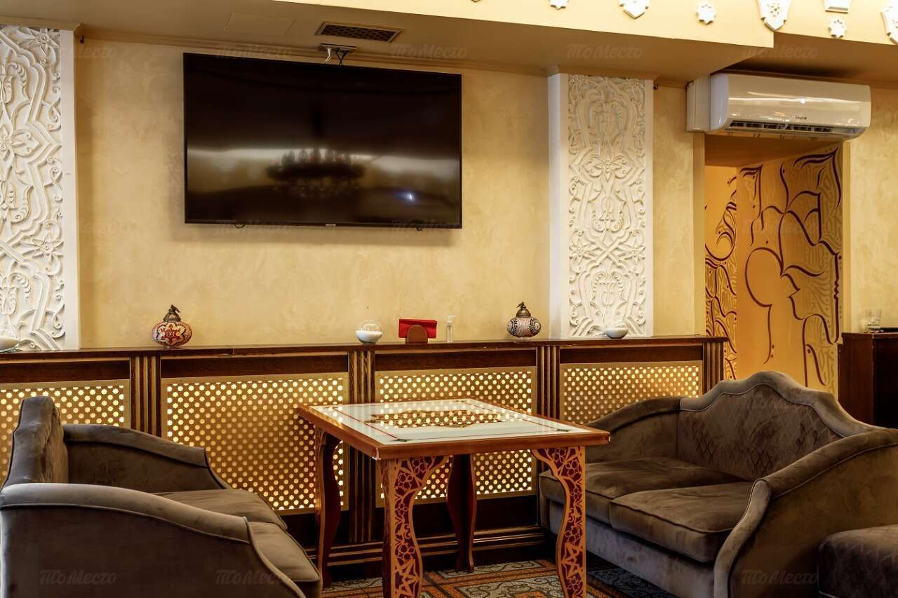Ресторан Омар Хайям в Большом Черкасском переулке фото 5