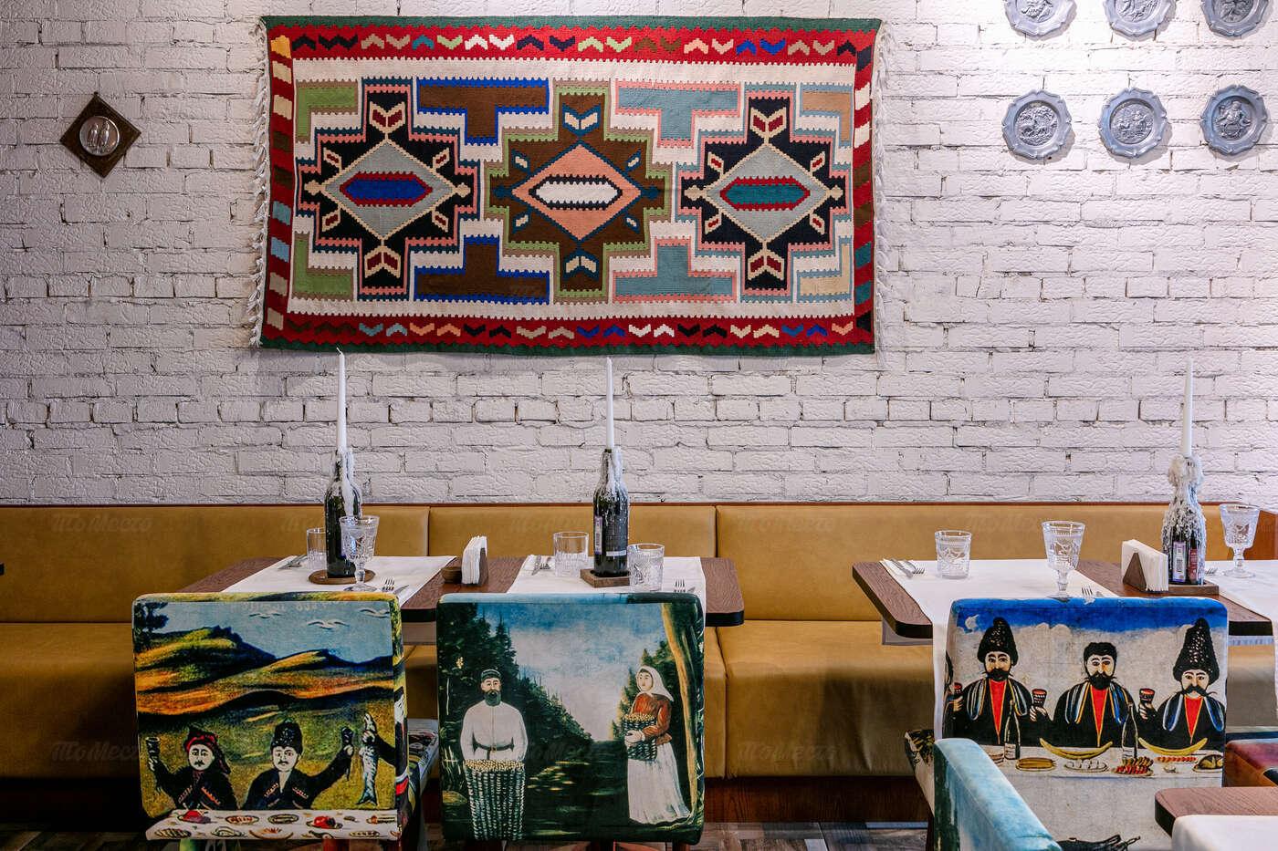 Ресторан Есть хинкали, пить вино на Поварской фото 9