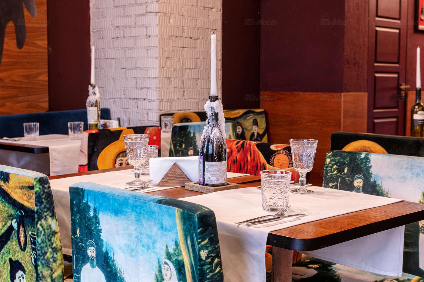 Ресторан Есть хинкали, пить вино на Поварской фото 7