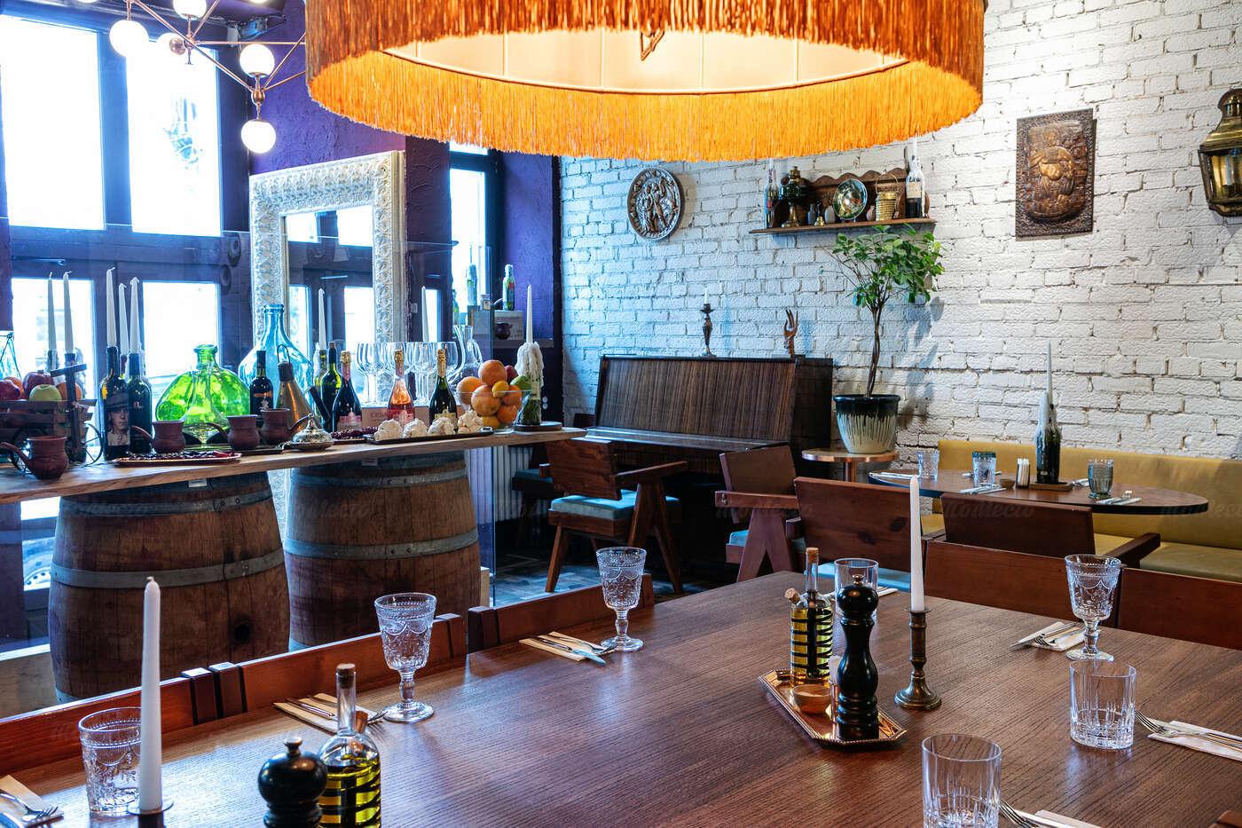 Ресторан Есть хинкали, пить вино на Поварской фото 11