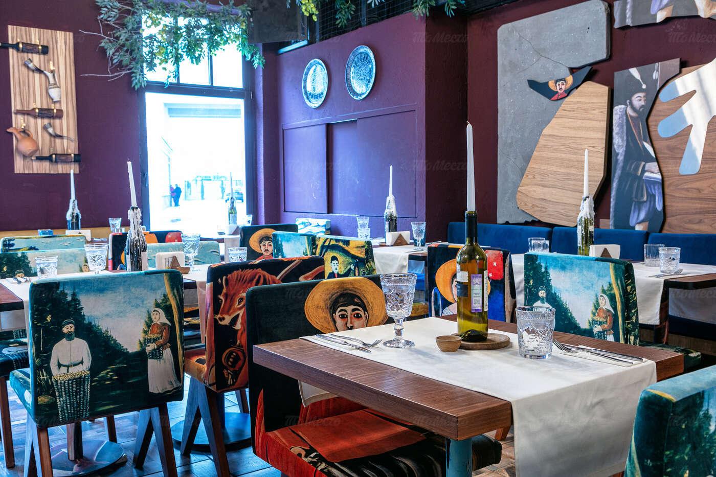 Ресторан Есть хинкали, пить вино на Поварской фото 6