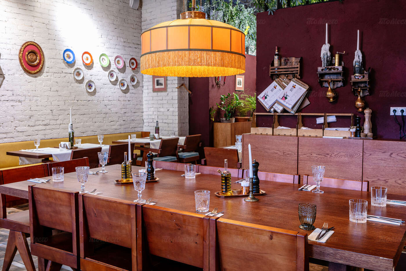 Ресторан Есть хинкали, пить вино на Поварской фото 4