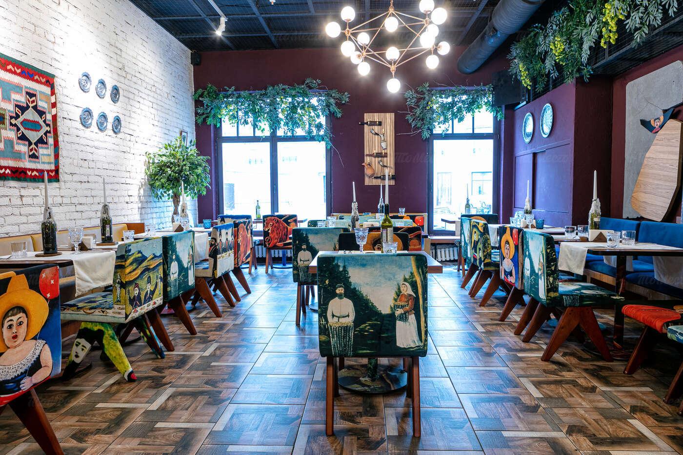 Ресторан Есть хинкали, пить вино на Поварской фото 5