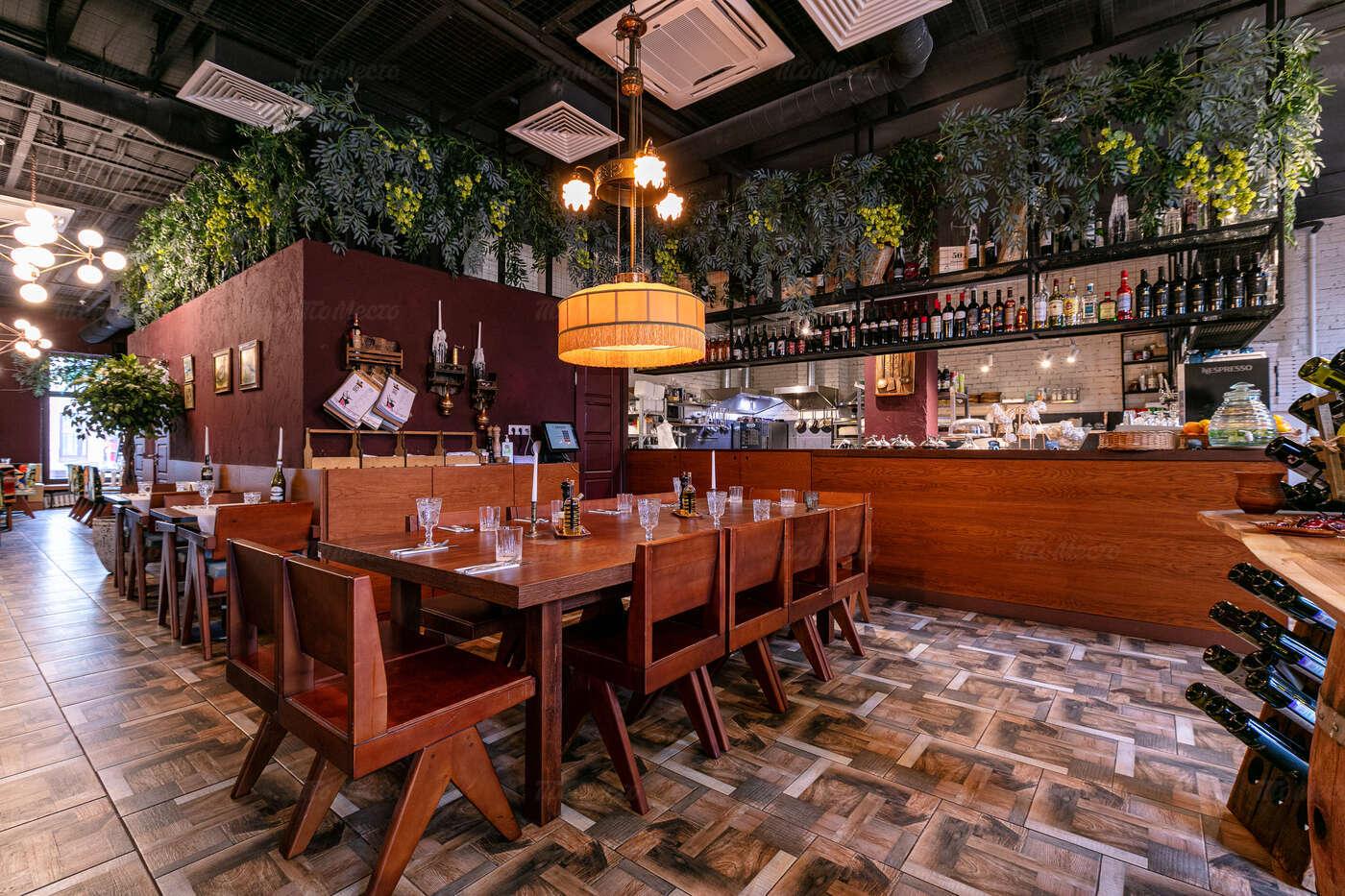Ресторан Есть хинкали, пить вино на Поварской