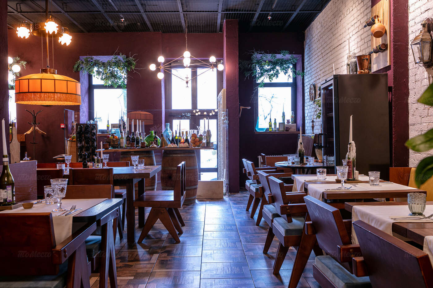 Ресторан Есть хинкали, пить вино на Поварской фото 10