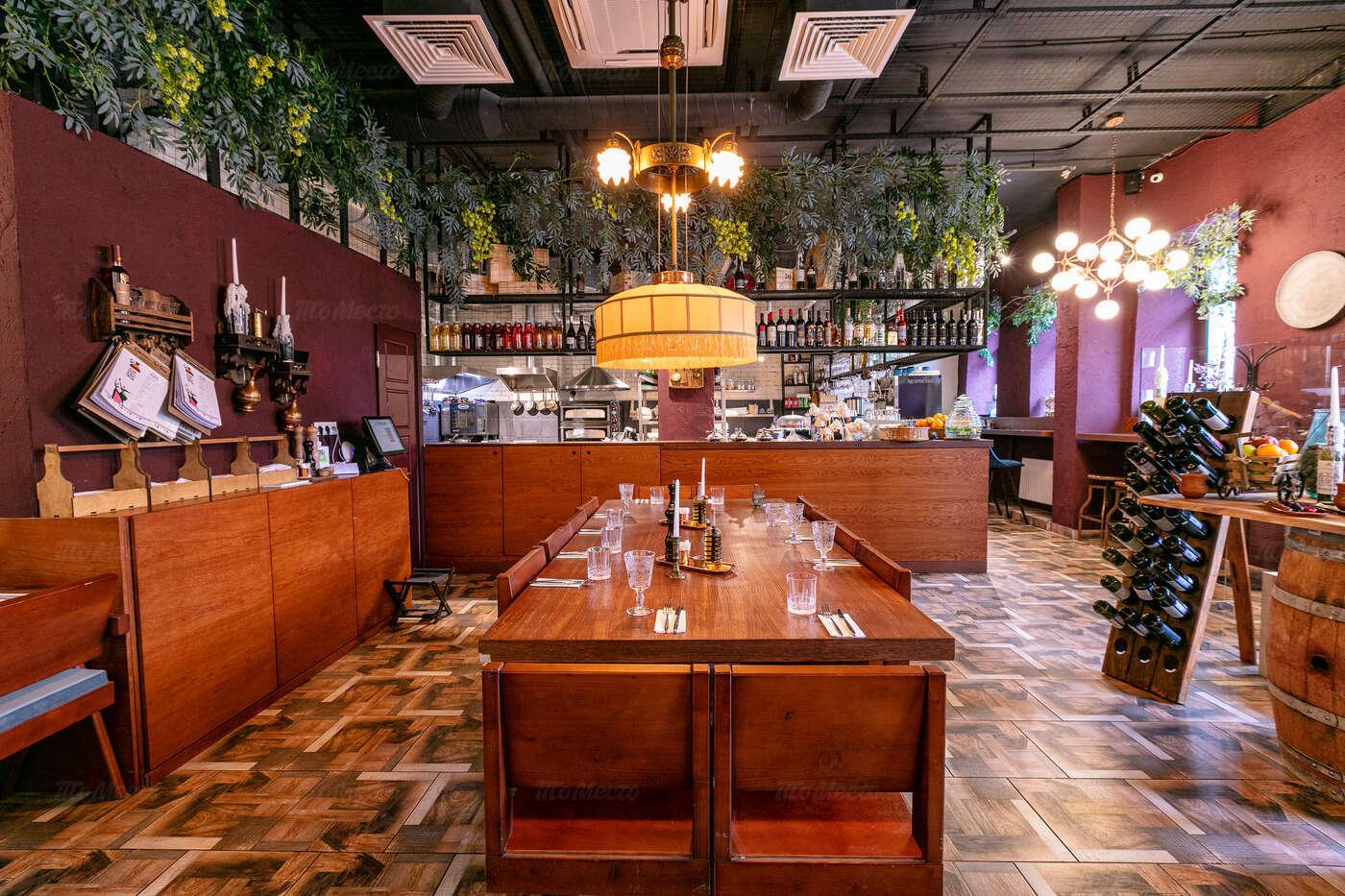 Ресторан Есть хинкали, пить вино на Поварской фото 12
