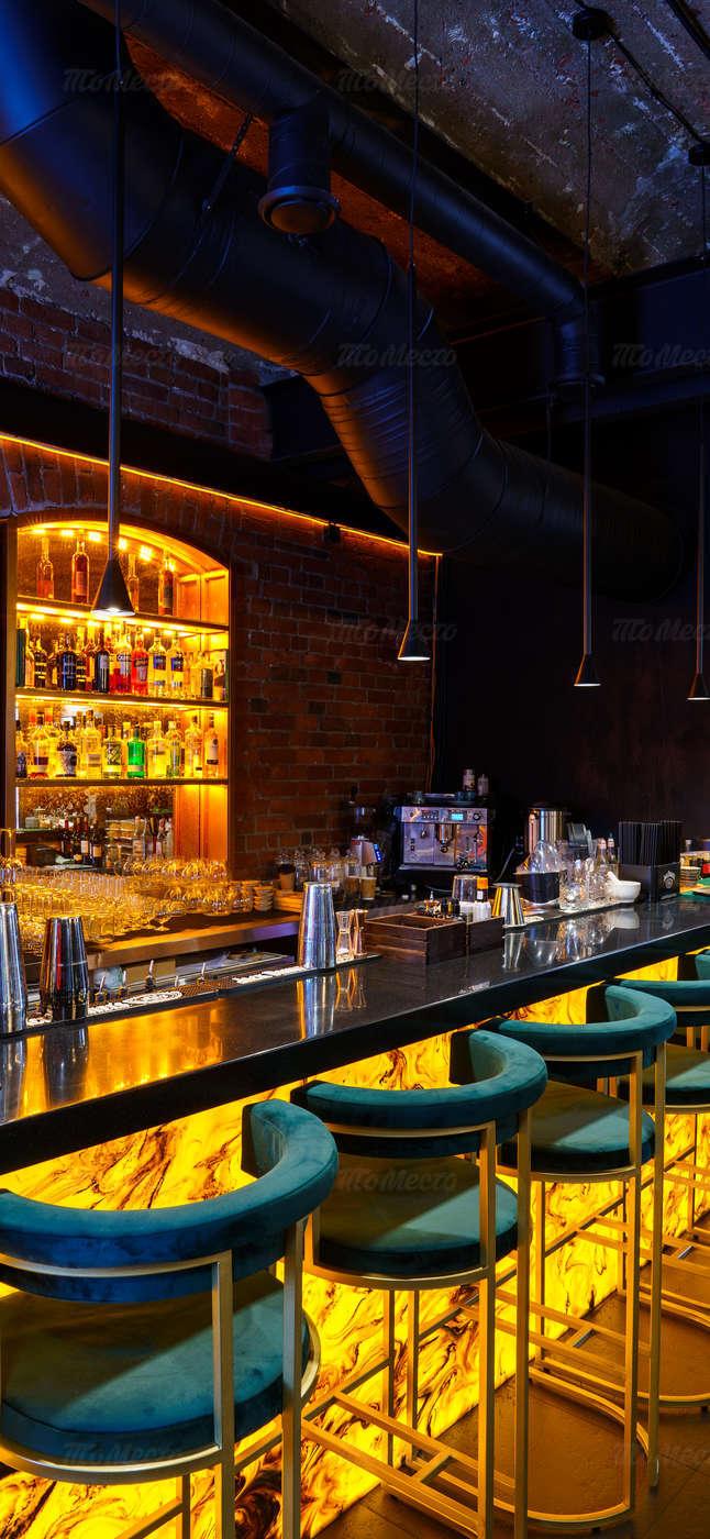 Ресторан Мята Платинум (Мята Platinum) на Грузинском Валу фото 7
