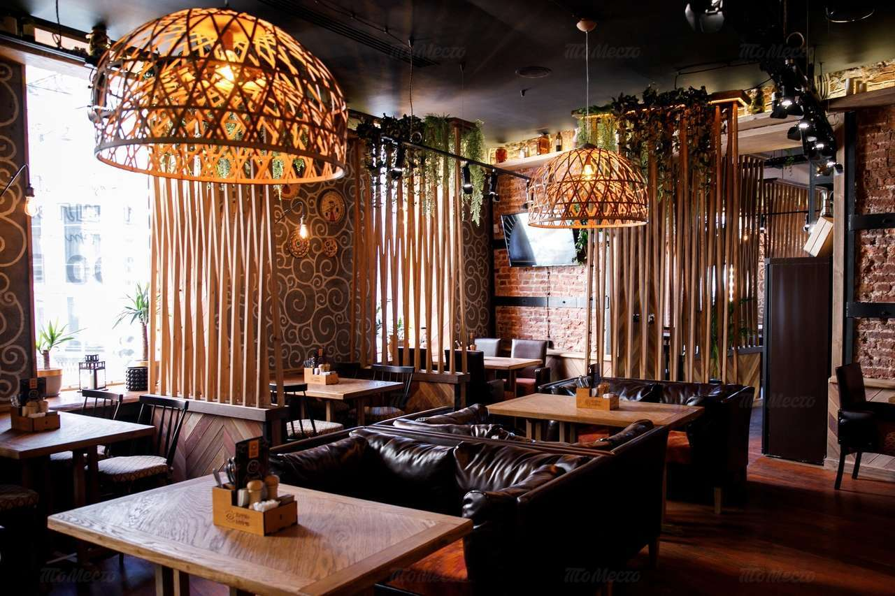 Ресторан Хачо и Пури на Загородной проспекте фото 3