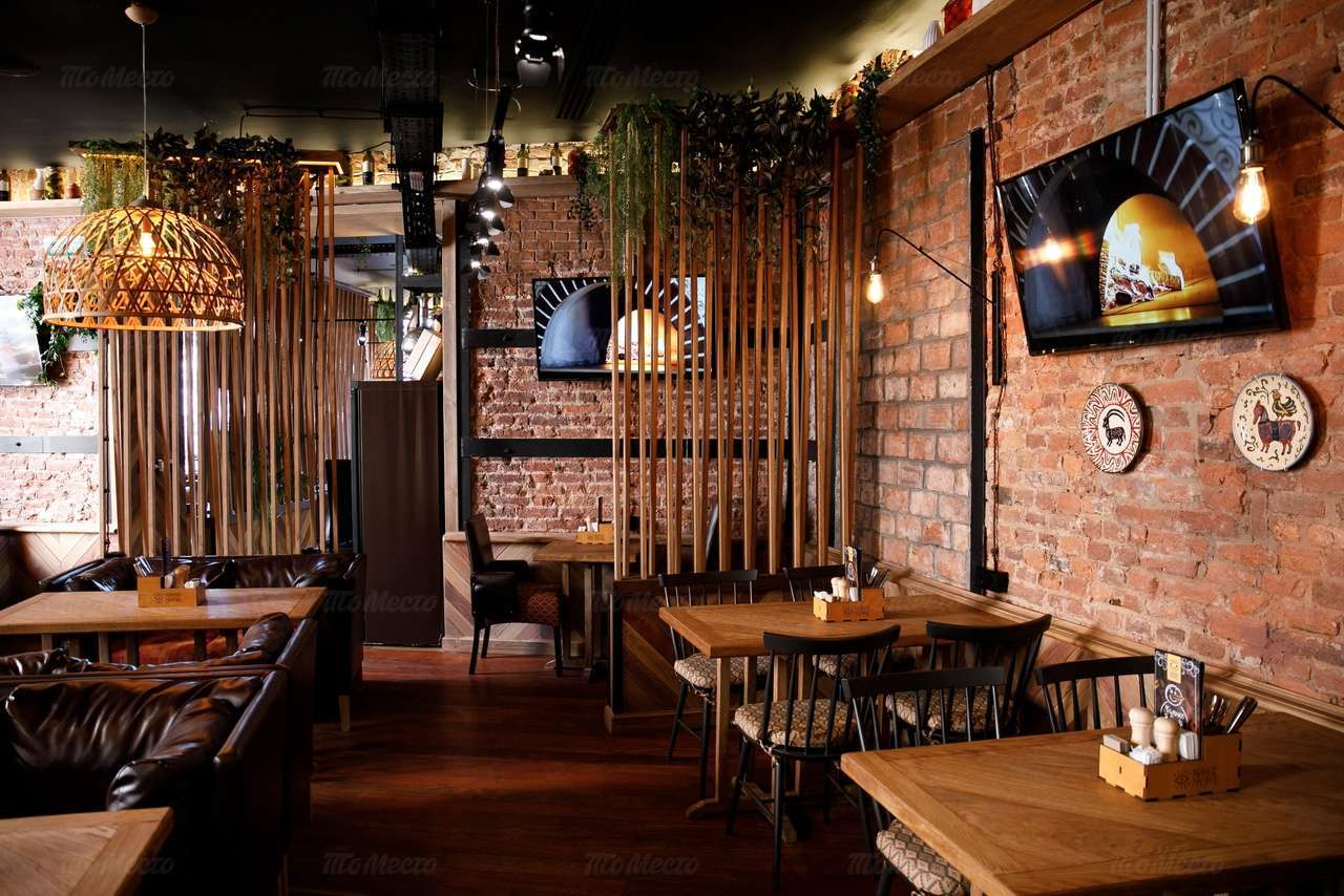 Ресторан Хачо и Пури на Загородной проспекте фото 4