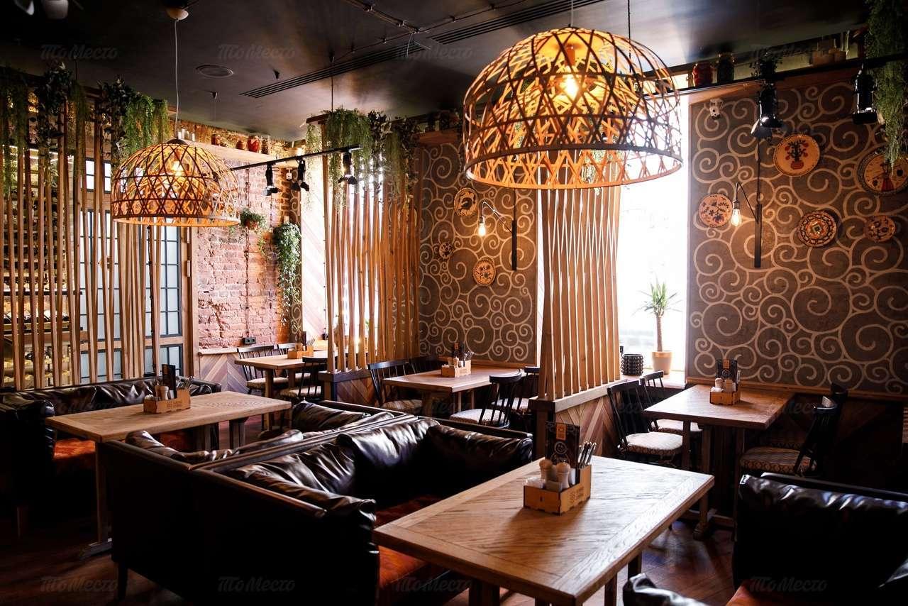 Ресторан Хачо и Пури на Загородной проспекте фото 5