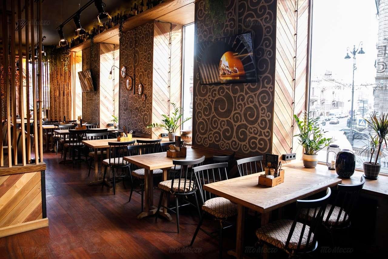 Ресторан Хачо и Пури на Загородной проспекте фото 9