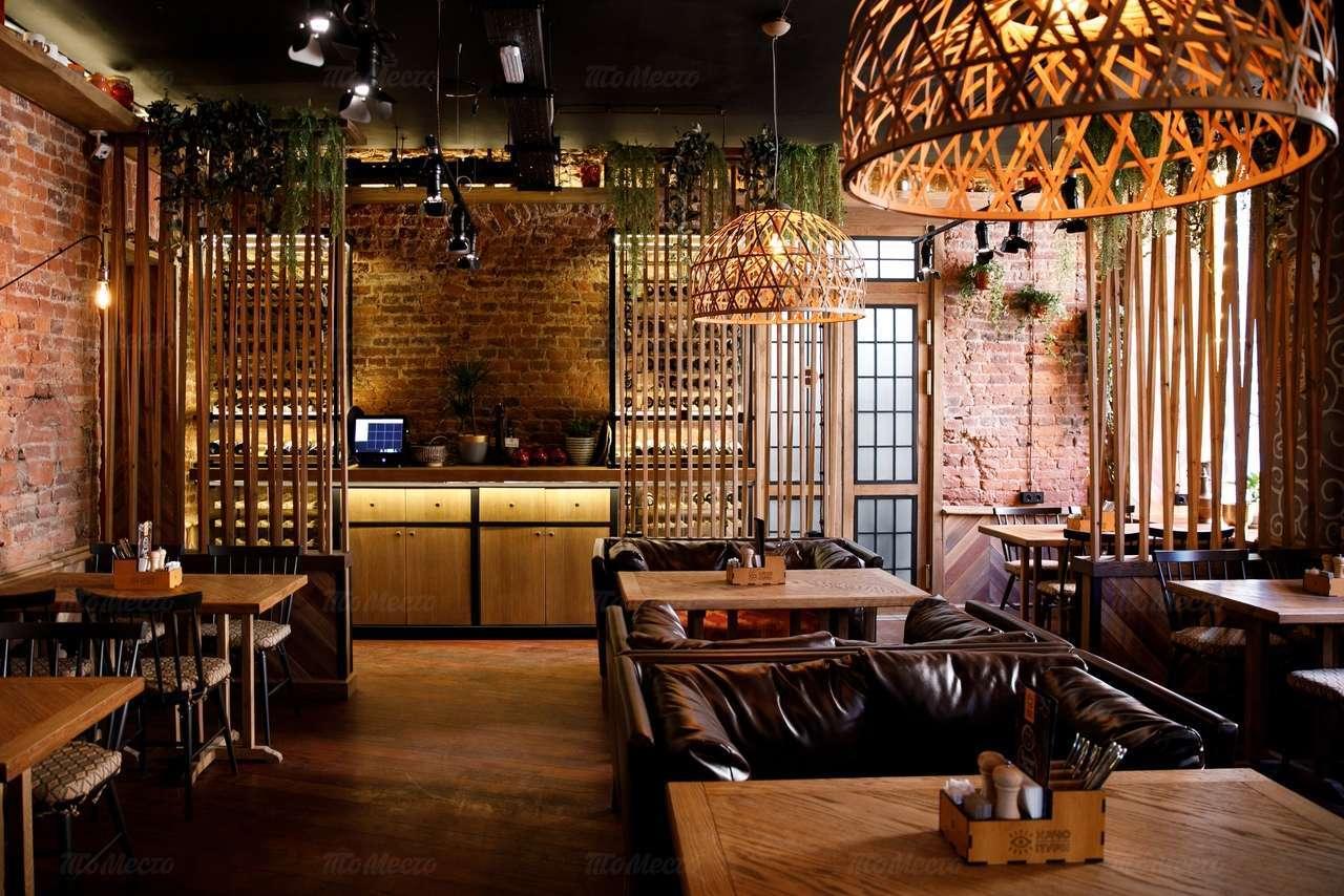 Ресторан Хачо и Пури на Загородной проспекте фото 7