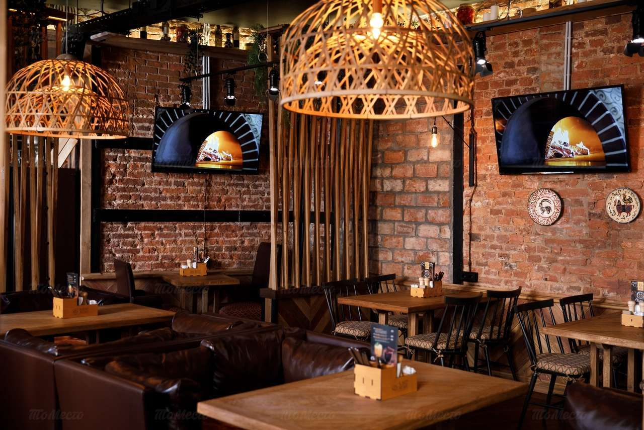 Ресторан Хачо и Пури на Загородной проспекте фото 6