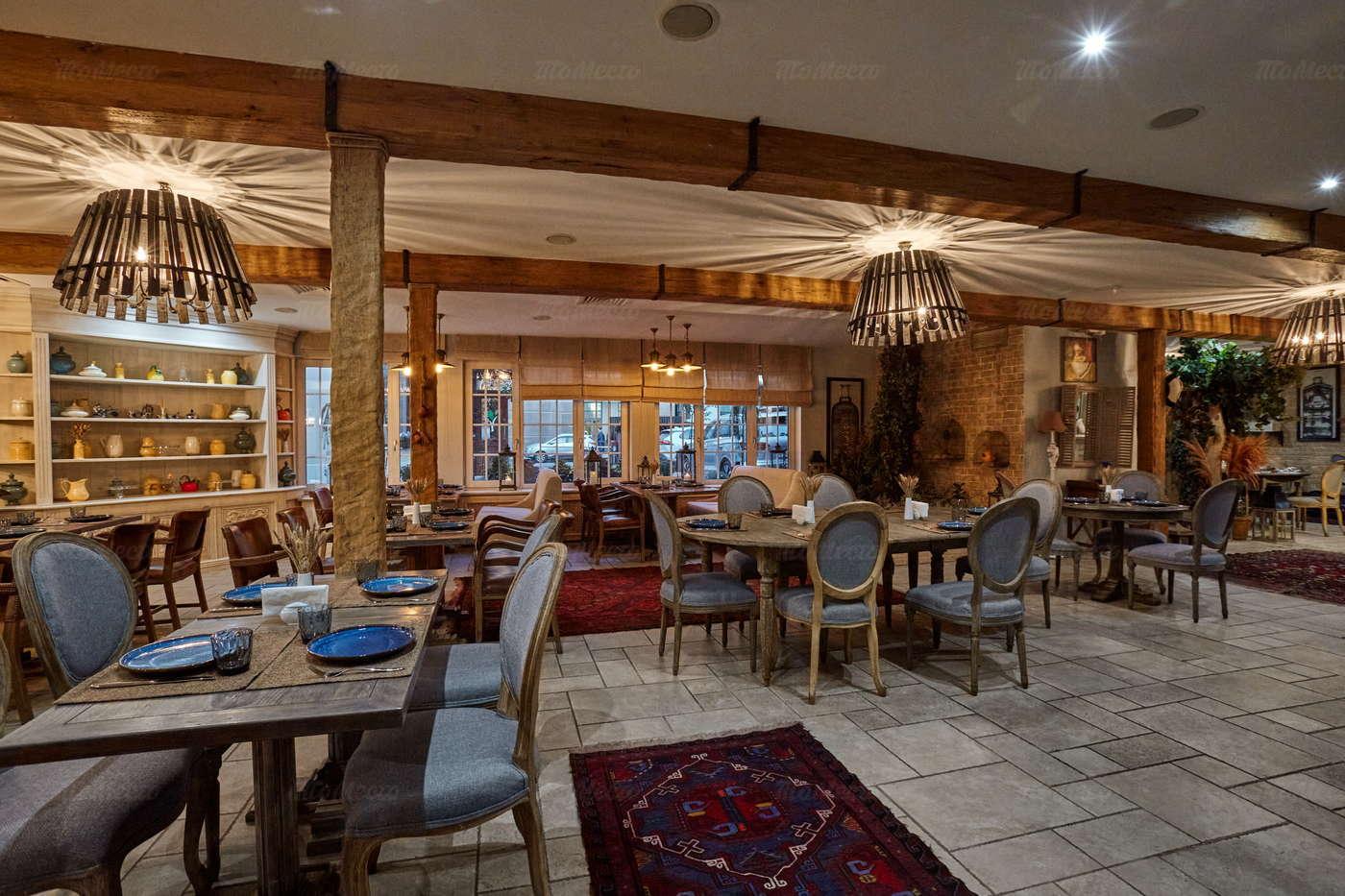 Кафе Вершина 5642 в Большом Кисловском переулке