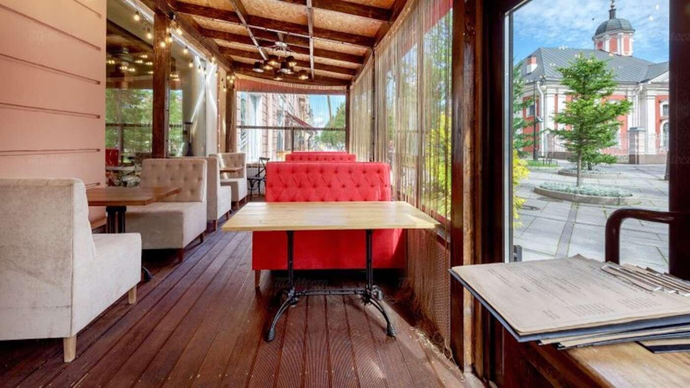 Ресторан Я в Мясо на 7-ой линии В.О. фото 7