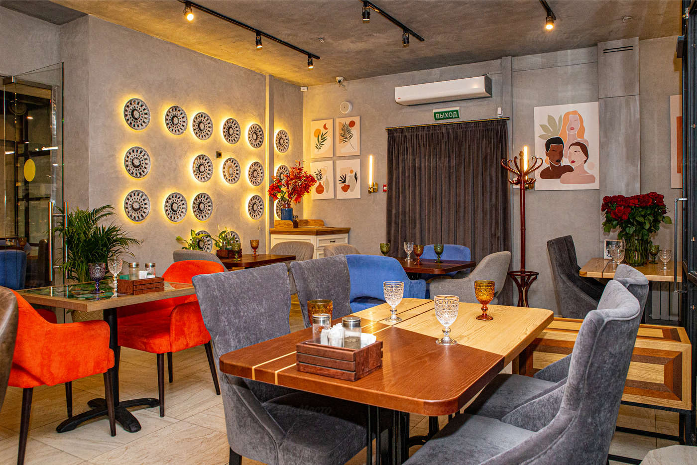 Ресторан IL LETTERATO (Литератор) в Петроверигском переулке фото 30