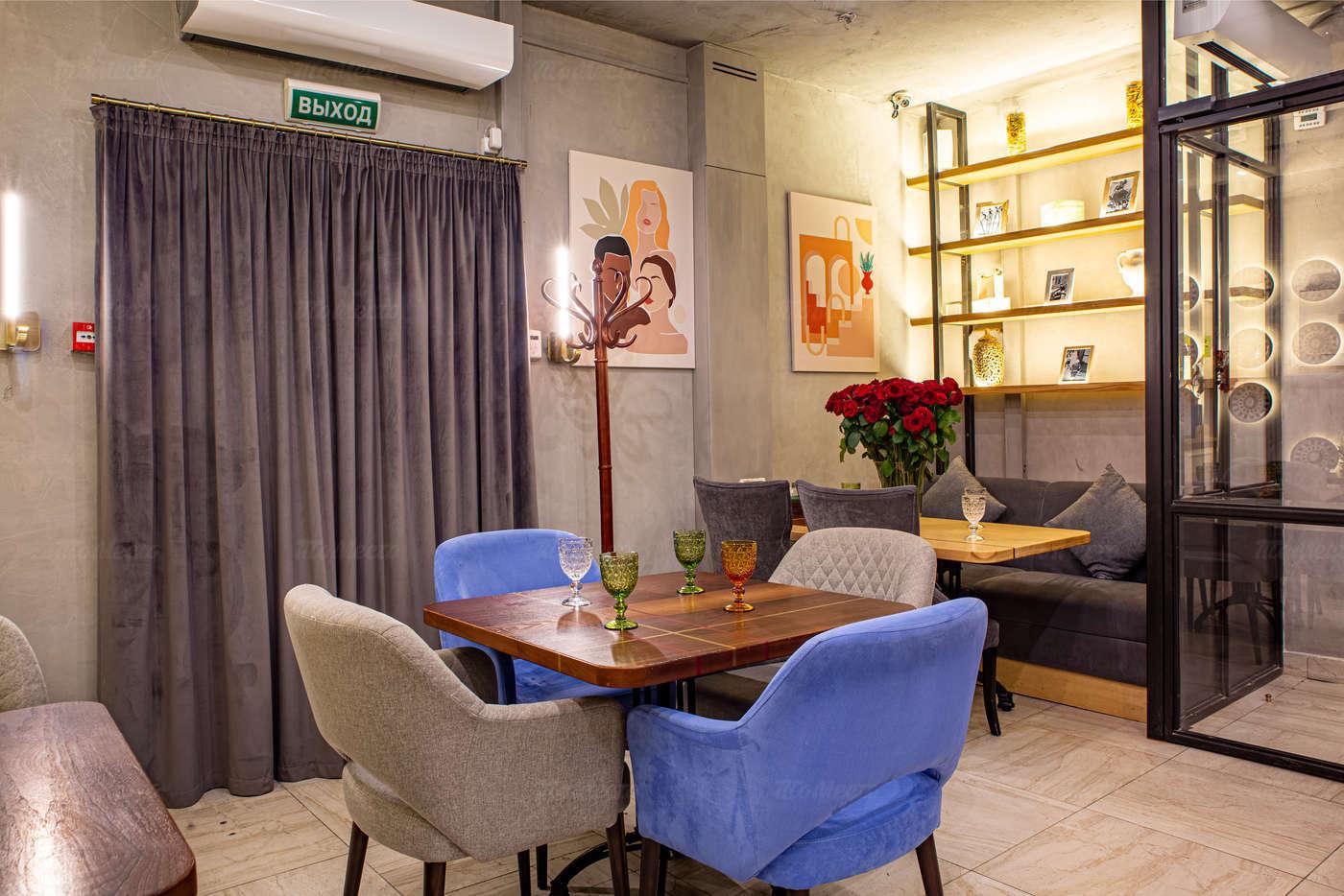 Ресторан IL LETTERATO (Литератор) в Петроверигском переулке фото 22