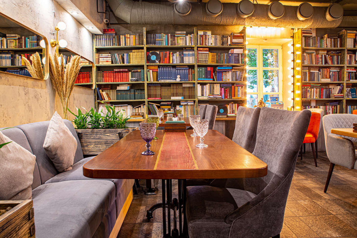 Ресторан IL LETTERATO (Литератор) в Петроверигском переулке фото 8