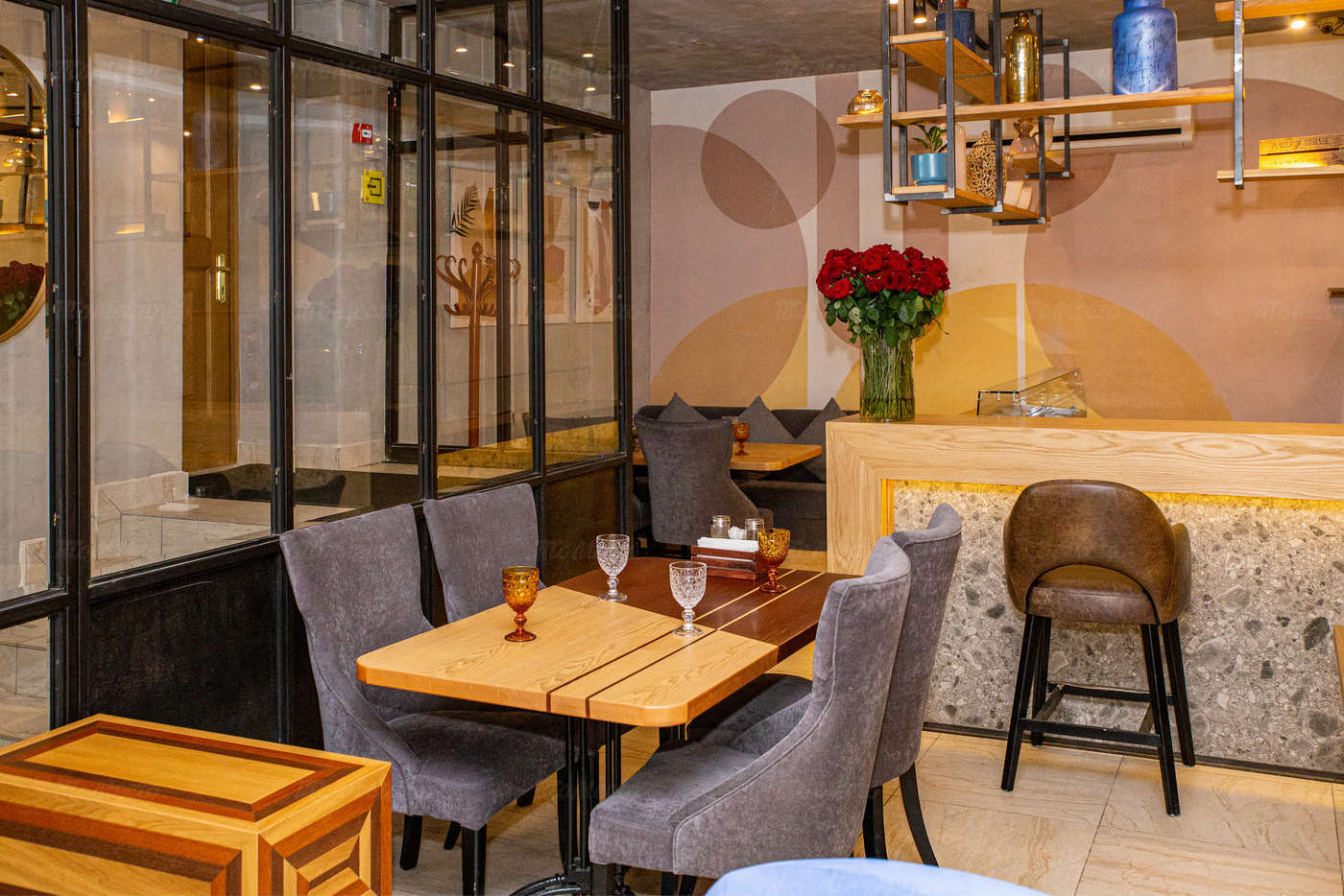 Ресторан IL LETTERATO (Литератор) в Петроверигском переулке фото 29