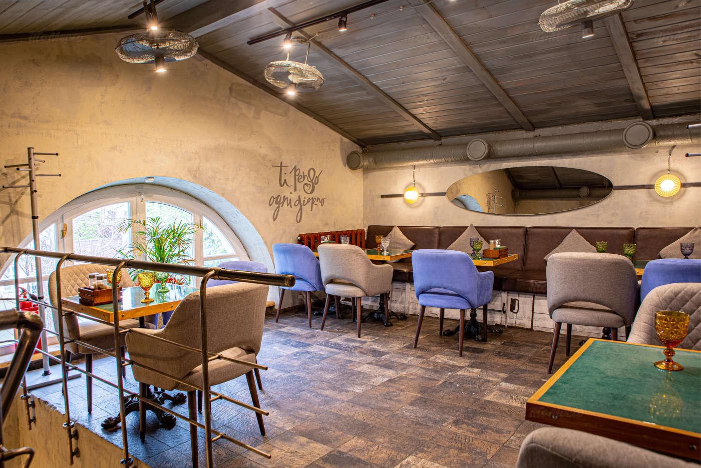 Ресторан IL LETTERATO (Литератор) в Петроверигском переулке фото 32