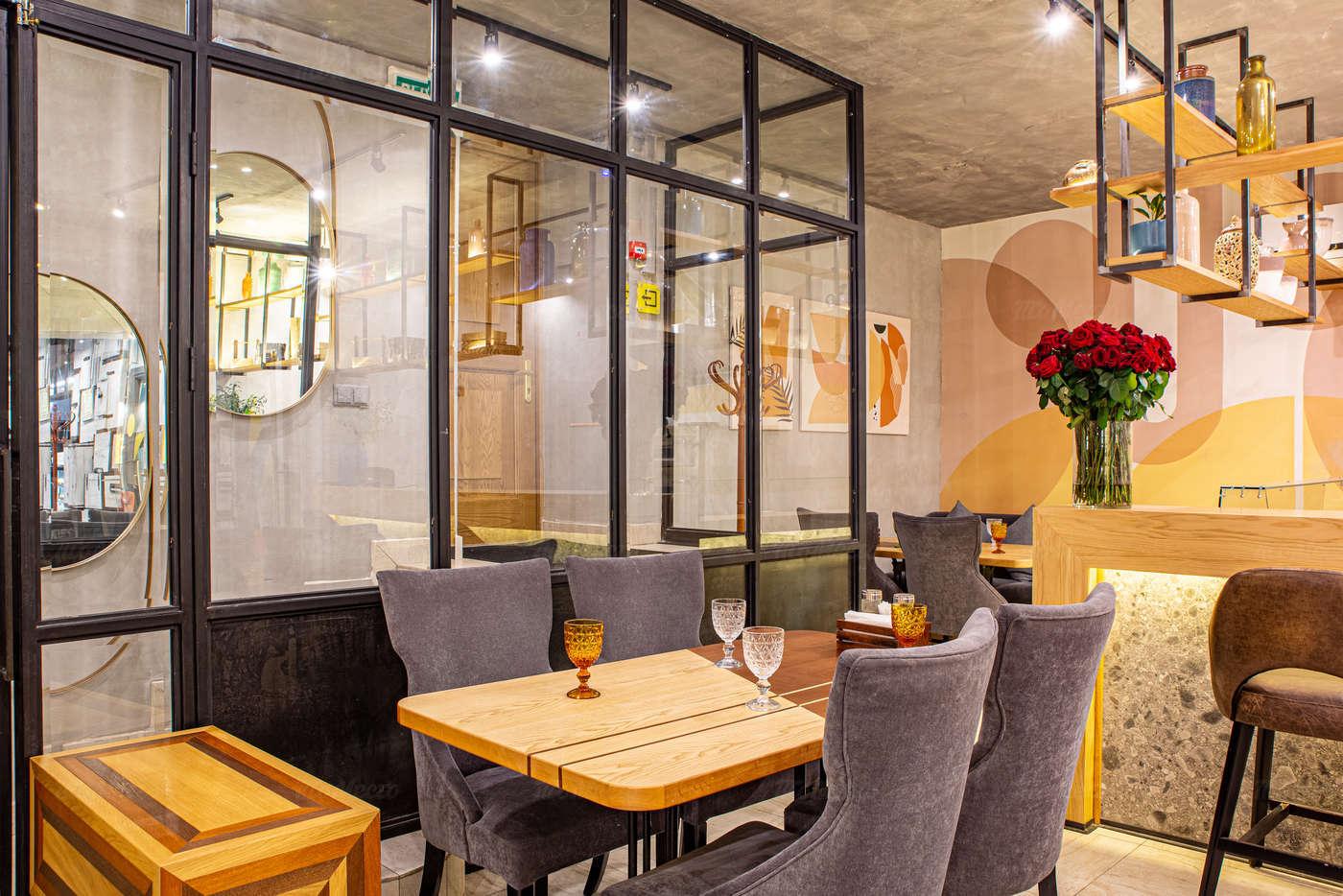 Ресторан IL LETTERATO (Литератор) в Петроверигском переулке фото 23