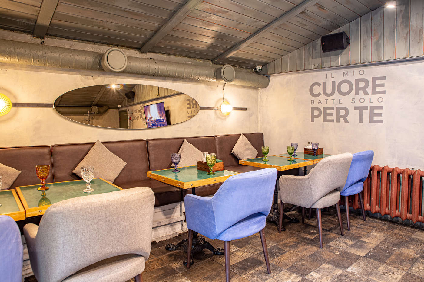 Ресторан IL LETTERATO (Литератор) в Петроверигском переулке фото 35