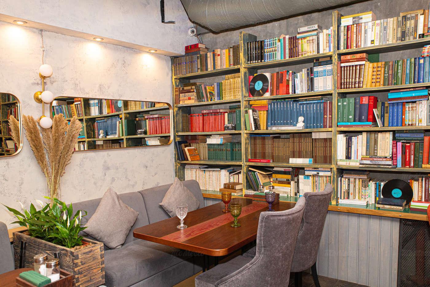 Ресторан IL LETTERATO (Литератор) в Петроверигском переулке фото 12