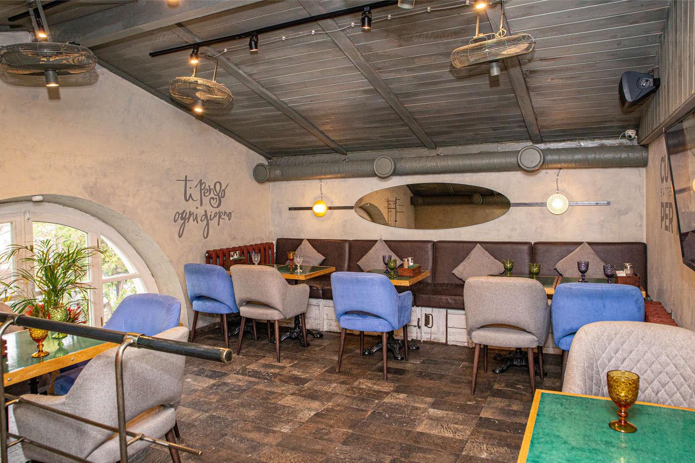 Ресторан IL LETTERATO (Литератор) в Петроверигском переулке фото 37