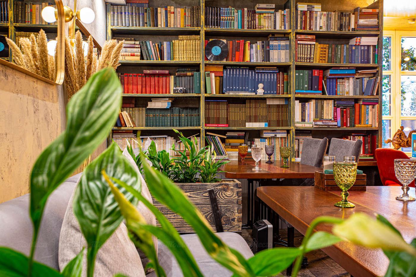 Ресторан IL LETTERATO (Литератор) в Петроверигском переулке фото 7
