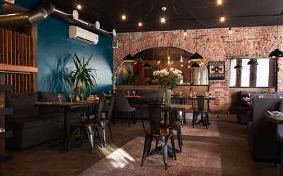 Банкеты кафе Греми на Гороховой фото 1