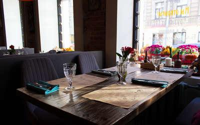 Банкеты кафе Греми на Гороховой фото 3
