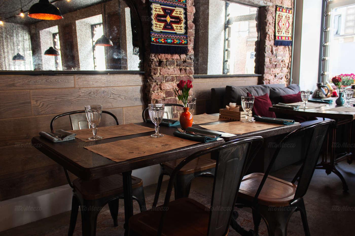 Кафе Греми на Гороховой фото 7