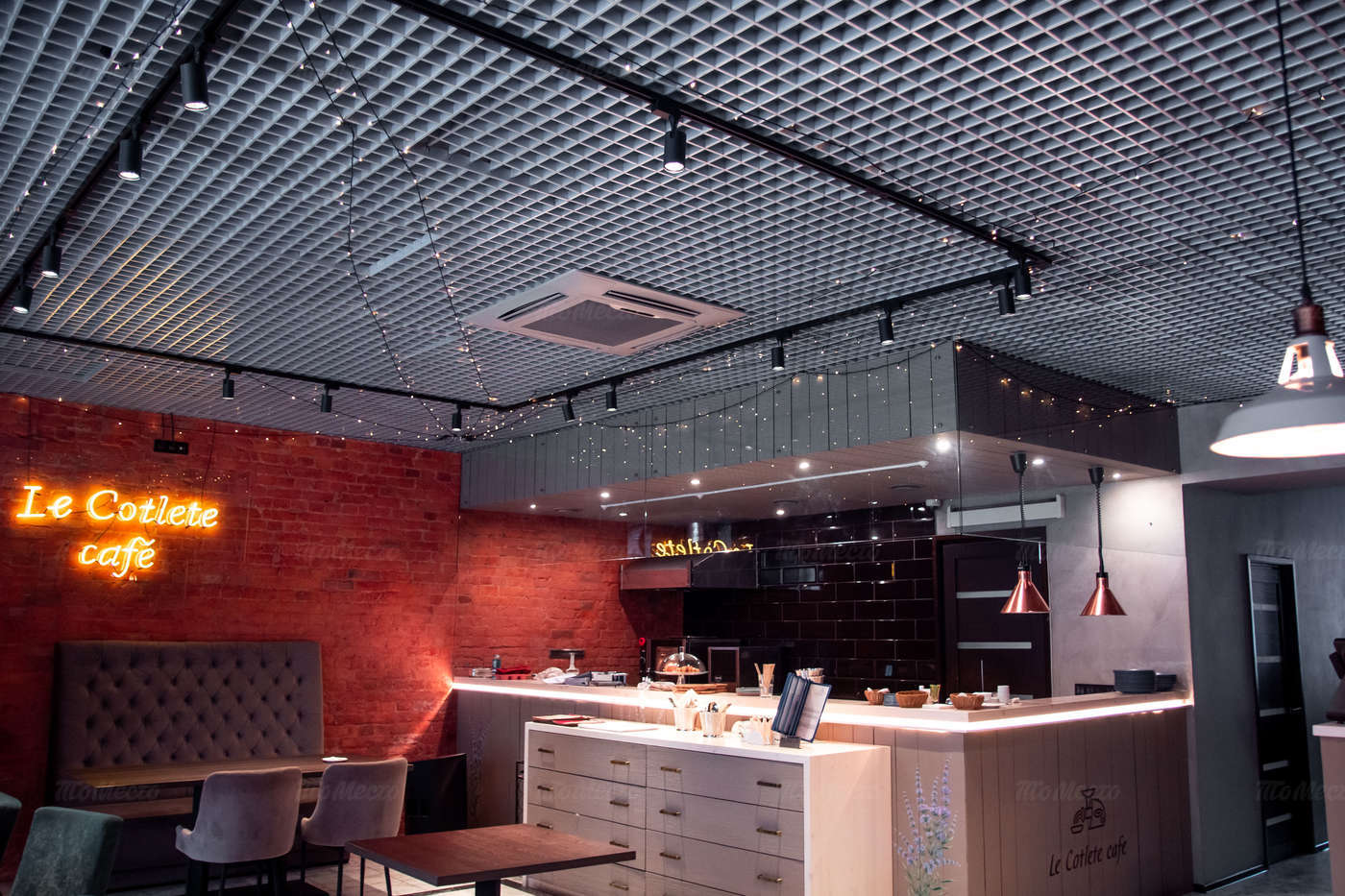 Кафе Le Cotlete Cafe на Чайковского фото 6