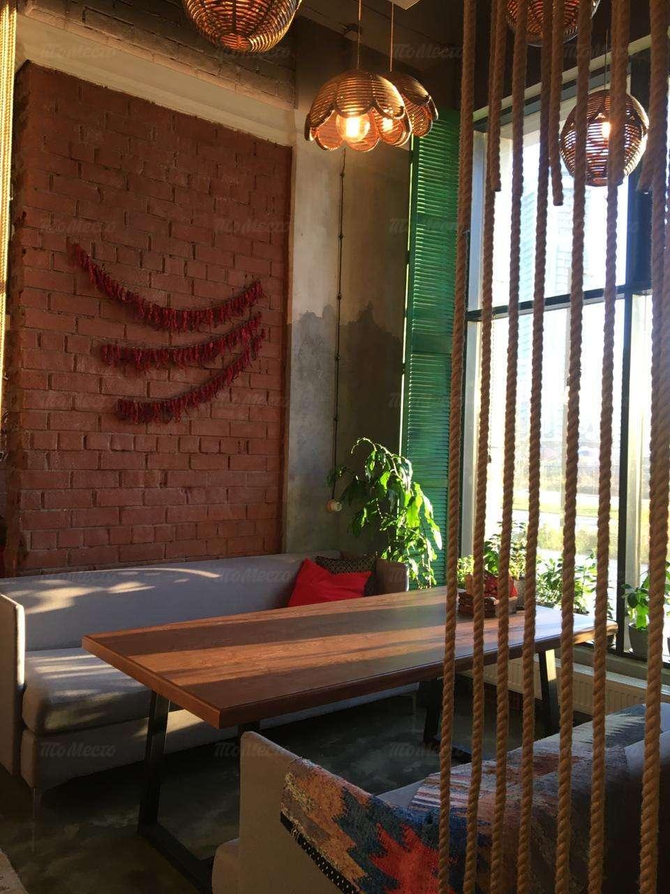 Ресторан Гиви to me (Гиви ту ми) на улице Ткачей фото 3