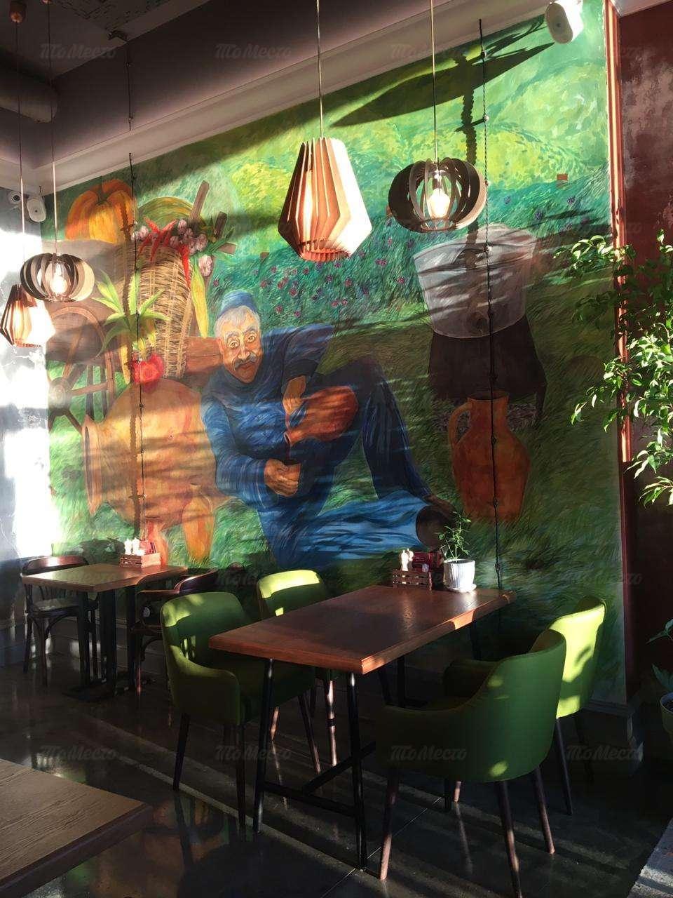 Ресторан Гиви to me (Гиви ту ми) на улице Ткачей фото 5
