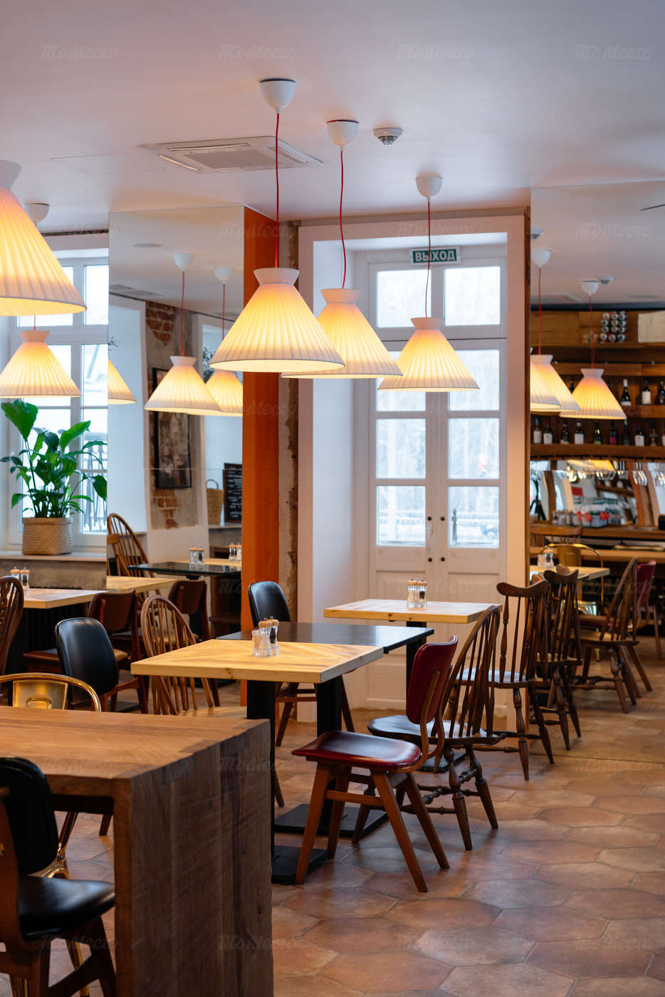 Ресторан Pinzeria by Bontempi (Пинцерия Бонтемпи) на Верх-Исетском бульваре